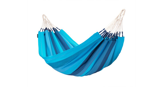 La Siesta Orquidea hangmat blauw